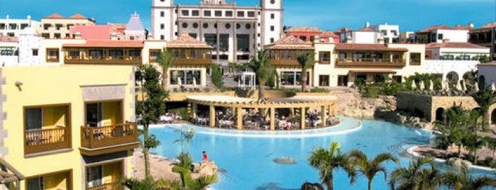 Lopesan Villa del Conde Resort & Thalasso is one of Spain + Islands.