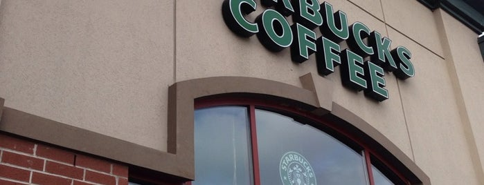 Starbucks is one of Top 10 favorites places in Barrie, Canada.