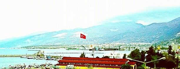 İskenderun Sahili is one of Volkan 님이 좋아한 장소.