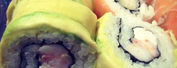 Sushi Blues is one of Locais curtidos por Verónica.