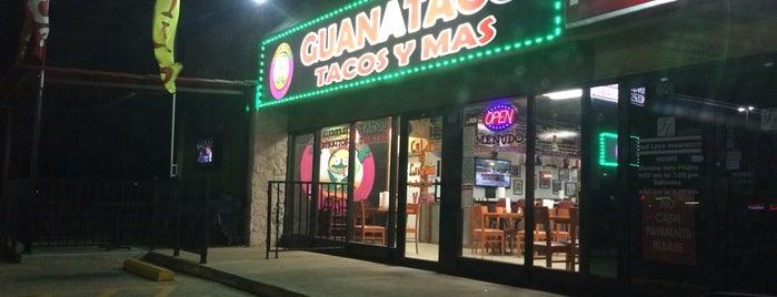 Guanataco Tacos Y Mas is one of Lieux sauvegardés par Keaten.
