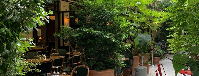Bambou is one of Paris Restos to try.