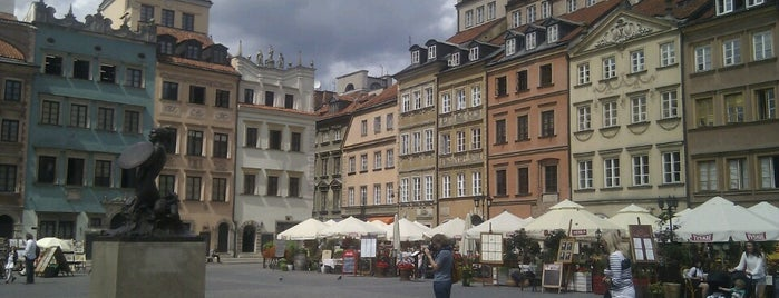 The Old Town Market is one of Polen.