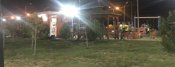 Kavaklıönü Yeni Park is one of Erkan'ın Beğendiği Mekanlar.