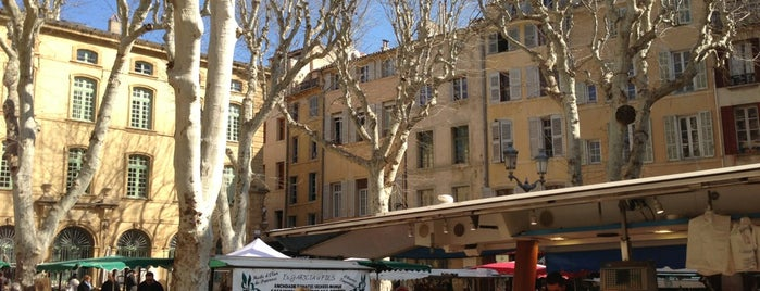 Place Richelme is one of Aix & Provence : best spots.