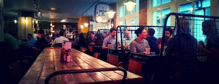 The Breakfast Club is one of Funky London.
