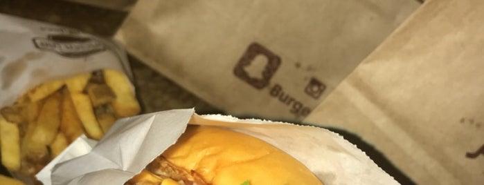 معمل البرجر ||  Burger Lab is one of สถานที่ที่ Rema ถูกใจ.