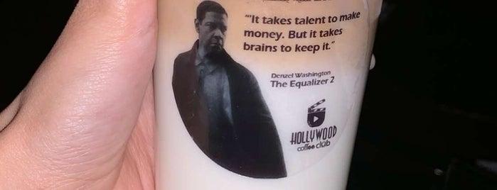 Hollywood Coffee Club is one of สถานที่ที่ Rema ถูกใจ.