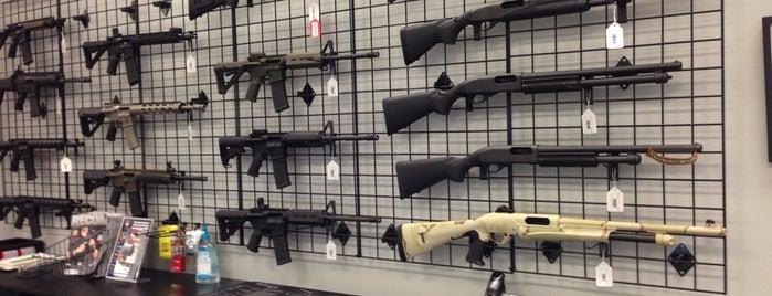 Orlando Gun Club is one of Lugares favoritos de J.