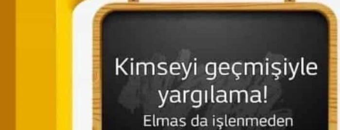 Akdeniz EDAŞ Genel Müdürlüğü is one of สถานที่ที่บันทึกไว้ของ Hsn.