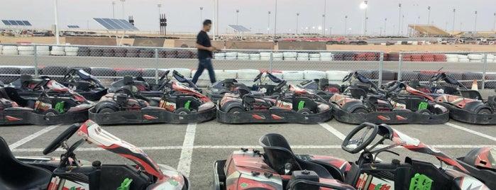 Fun Xtreme is one of Riyadh.
