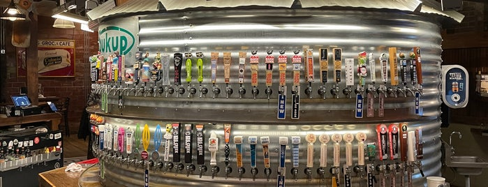 Iowa TapRoom is one of Buzz's favorite bars in Des Moines.