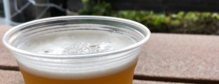 Trillium Brewing Company is one of Al'ın Beğendiği Mekanlar.