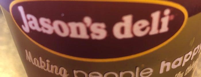 Jason's Deli is one of Zone C.