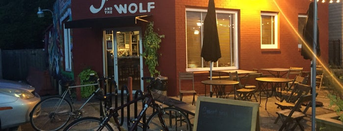 Turkey and the Wolf is one of New Orleans Recommended.