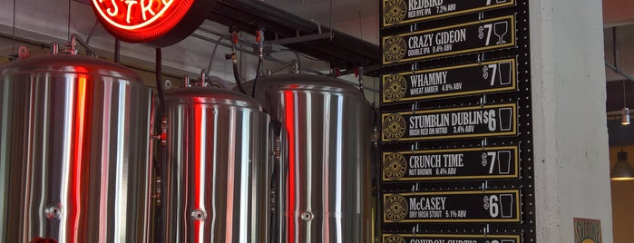 Arts District Brewing is one of #CRUMBALLS.