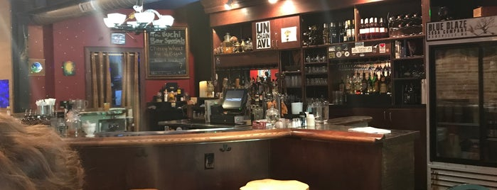 The Buchi Bar is one of Mia : понравившиеся места.