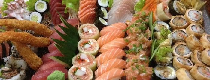 Tsukiji is one of Japoneses próximos de casa.