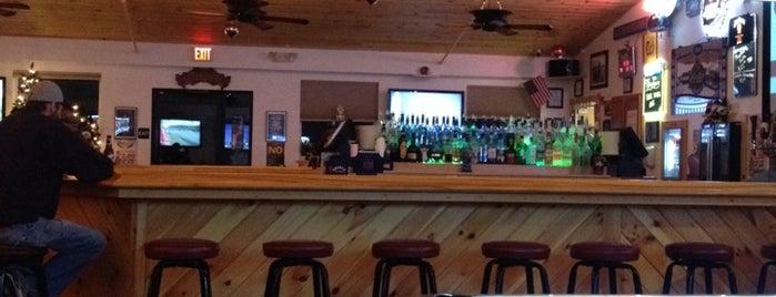 Woodside Bar & Grill is one of Gespeicherte Orte von Dan.