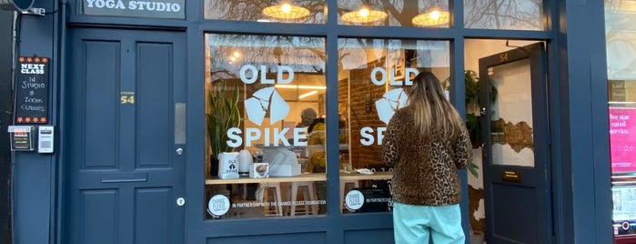 Old Spike Roastery is one of London.