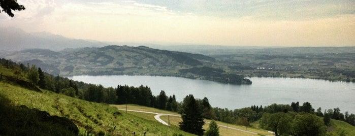 Zugerberg is one of Orte, die Davide gefallen.