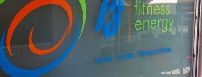 T3 Fitness Energy is one of สถานที่ที่ BC ถูกใจ.