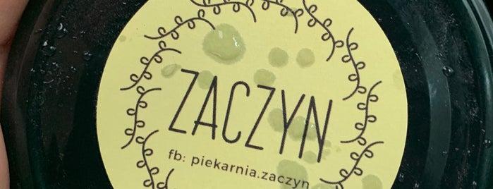 Piekarnia Zaczyn is one of TRAVEL breakfast.
