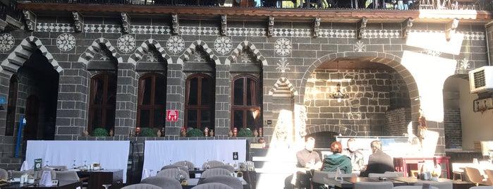 Saklı Konak 1317 is one of Diyarbakır Liste.