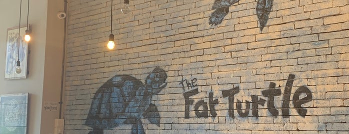 The Fat Turtle is one of Bali.