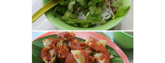 Bihun Bebek Kalimantan is one of Medan culinary spot.