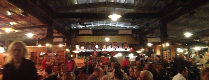Birreria is one of uwishunu new york city.