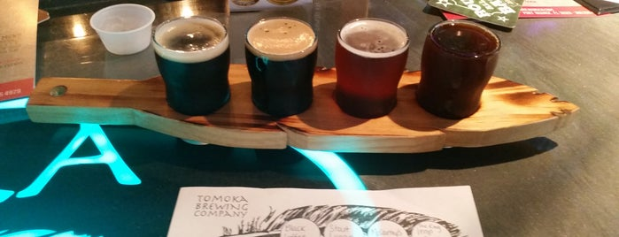 Tomoka Brewery is one of Bryanさんのお気に入りスポット.