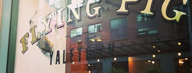 The Flying Pig Yaletown is one of Places to Dine At.