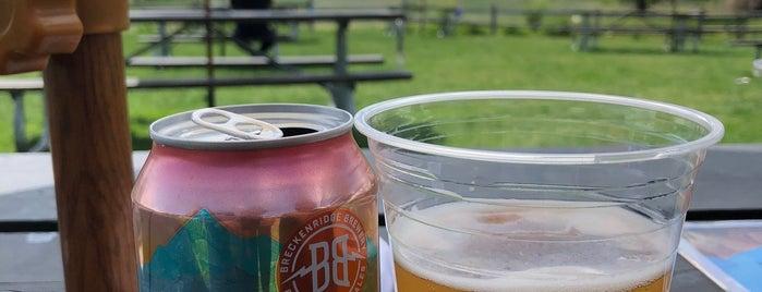 Farm House at Breckenridge Brewery is one of Scott : понравившиеся места.