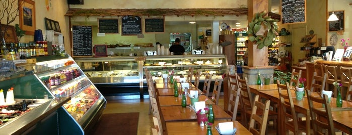 Savoy Cafe Deli Is One Of The 15 Best Places For Vegan Food In Santa