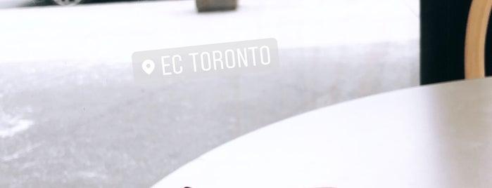 EC Toronto is one of Locais curtidos por Fer.