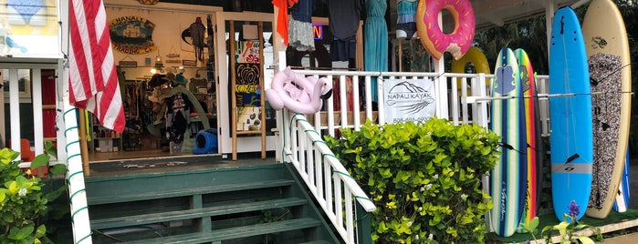 Hanalei Trading Company is one of Shopping/Services.