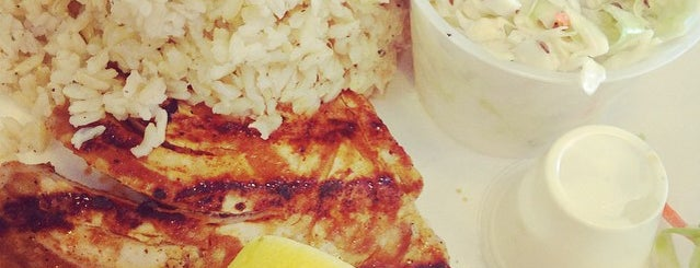 Fish Grill is one of California Dreaming.