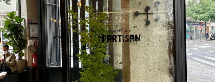Partisan is one of Paris.