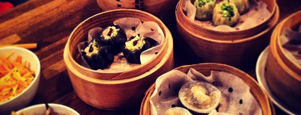 Mum Dim Sum is one of Paris delights.