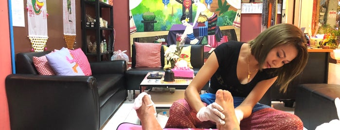Planet Sabai Massage is one of Massage.