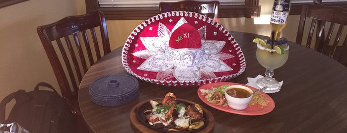El Rincon is one of Spring Eat Spots.