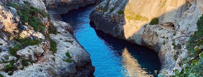 Wied L-Għasri is one of VISITAR Malta.