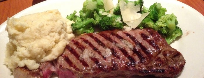 Black Angus Steakhouse is one of Tony's Saved Places.