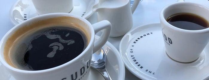 The Sudd Coffee Konyaaltı is one of Önder 님이 저장한 장소.