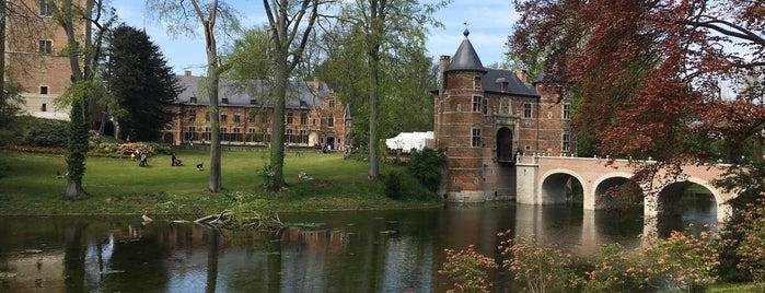 Kasteel van Groot-Bijgaarden is one of Olina'nın Beğendiği Mekanlar.