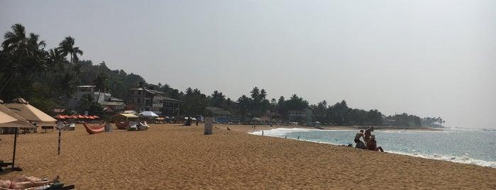 Unawatuna Beach is one of Olina'nın Beğendiği Mekanlar.