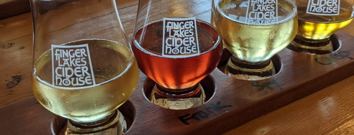 Finger Lakes Cider House is one of adventures outside nyc.