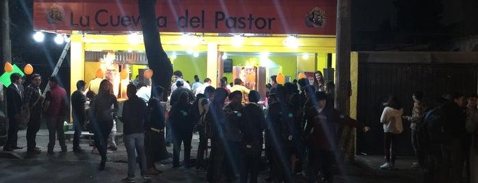 La Cuevita del Pastor is one of Tacos my LOVE ❤️.