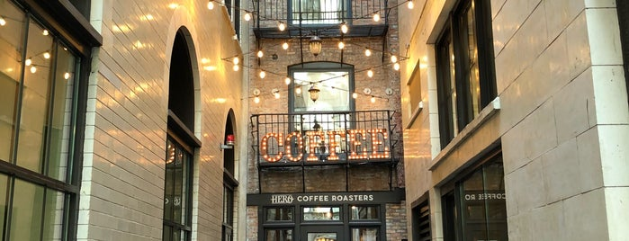 Pickwick Coffee Roasting co. is one of Chicago.